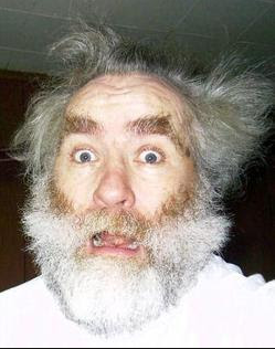 Jerry Larson - Elderly Real Estate Agent
