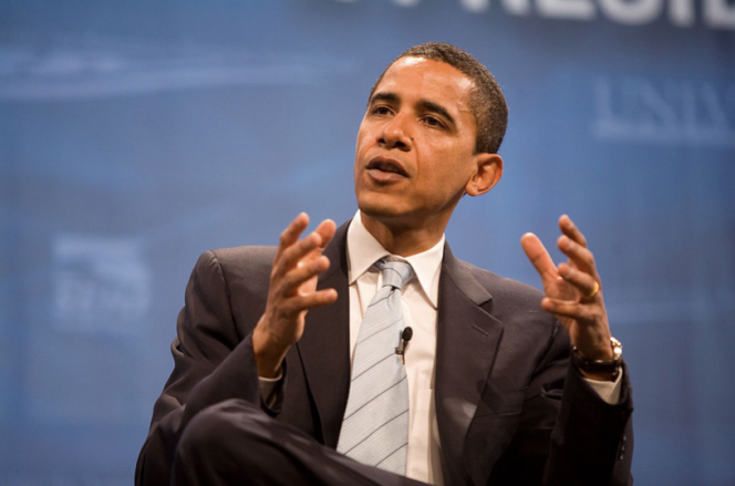 """Obama Hits Milestone with 1000th Utterance of """"Let me be clear"""""""