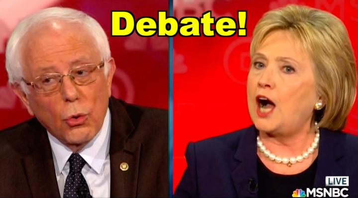 BREAKING: Hillary Clinton Agrees to Debate Bernie Sanders