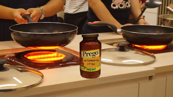 Prego new afterbirth style pasta sauce